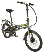 Load image into Gallery viewer, Vilano ION Electric Folding  Bike, 20-Inch Wheels