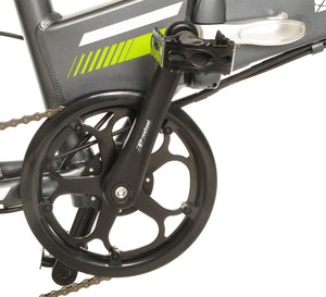 Vilano ION Electric Folding  Bike, 20-Inch Wheels