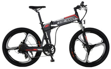 Load image into Gallery viewer, Vilano PROTON  Electric Folding Mountain Bike, 26-Inch Mag Wheels