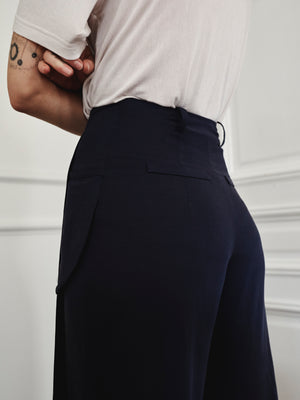 Pantalon Colomba bleu