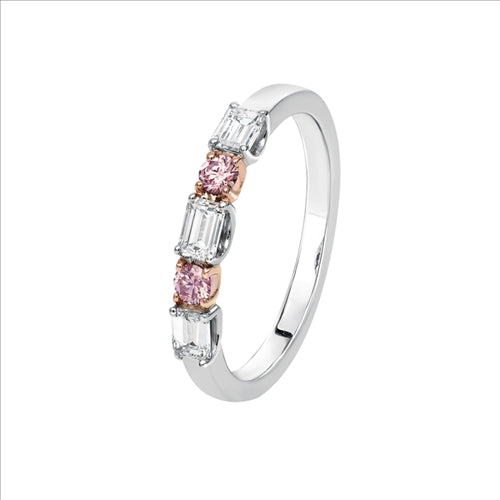 Pink Kimberley Harriet Ring