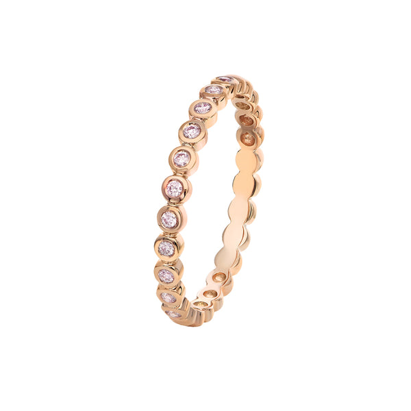 Kimberley Birgitte Argyle Pink Diamond Band