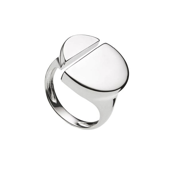 NAJO Split Signet Ring