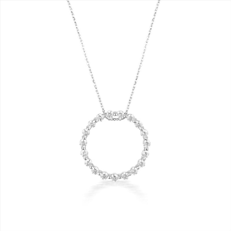 GEORGINI Circle Of Life Pendant