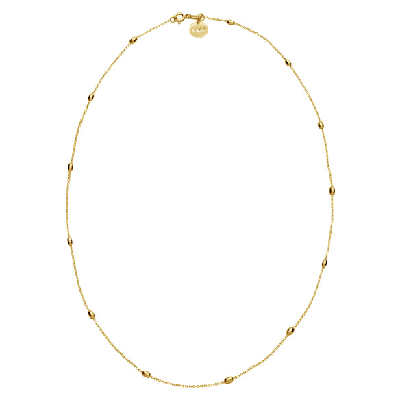 Like a Breeze Necklace - Gold 45cm