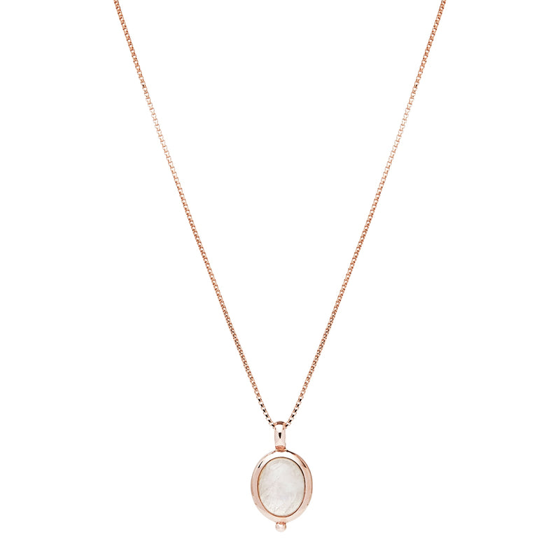 NAJO Justinia Necklace Moonstone