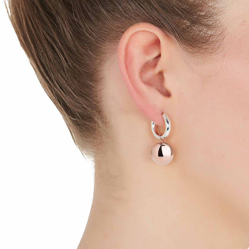 NAJO Shayla Earring Rose