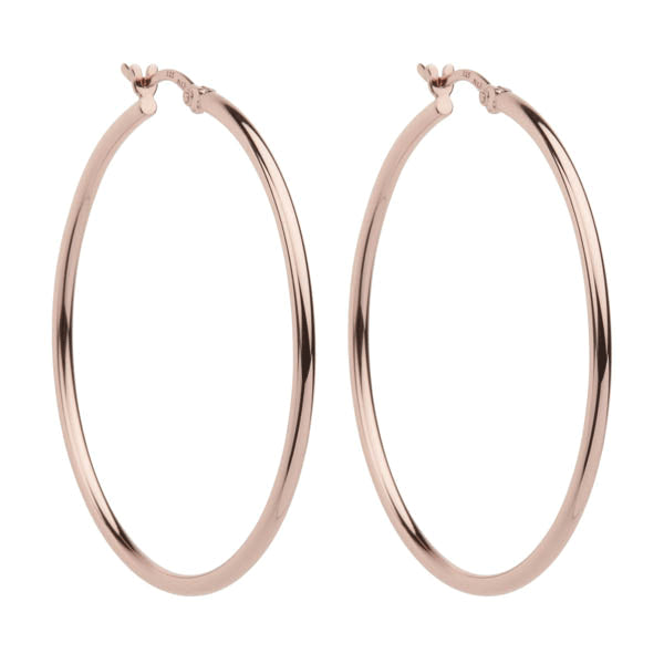 NAJO Simple Hoop 2x45mm Rose