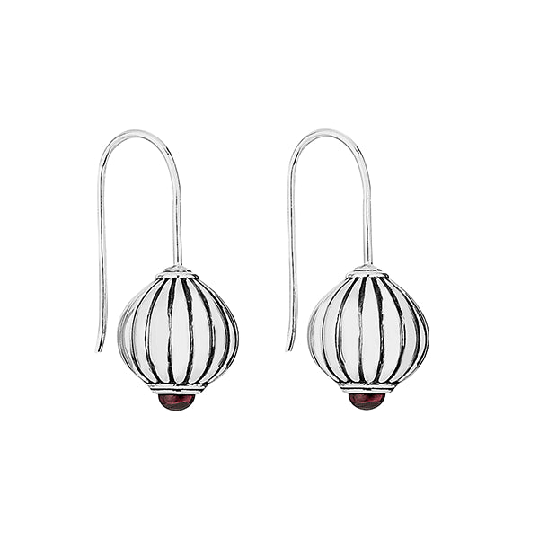 NAJO Gypsy Garnet Earrings