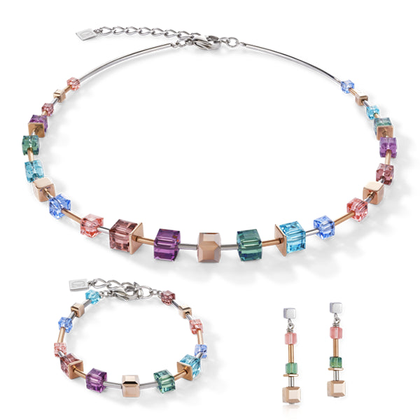 COEUR DE LION 125 Year Anniversary GEOCube® Necklace