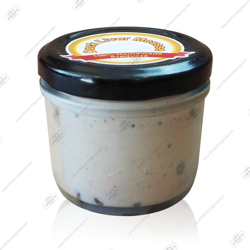 Duck Liver Mousse Jar 100 g.