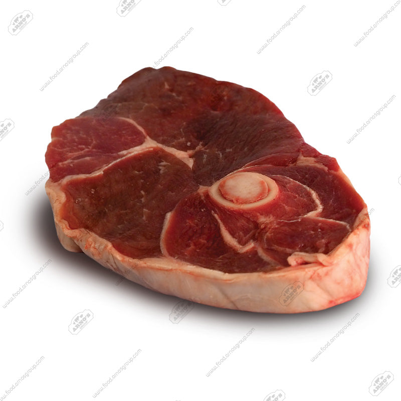 Slice Center Cut Leg Of Lamb Bone In | 250g
