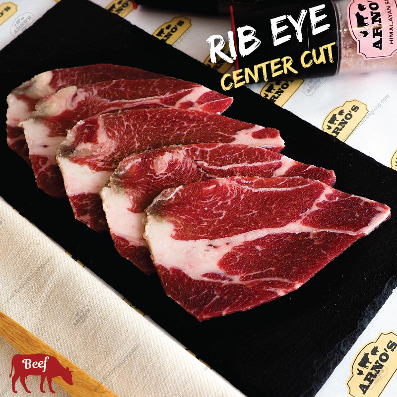 Rib Eye Center Cut 200 g.