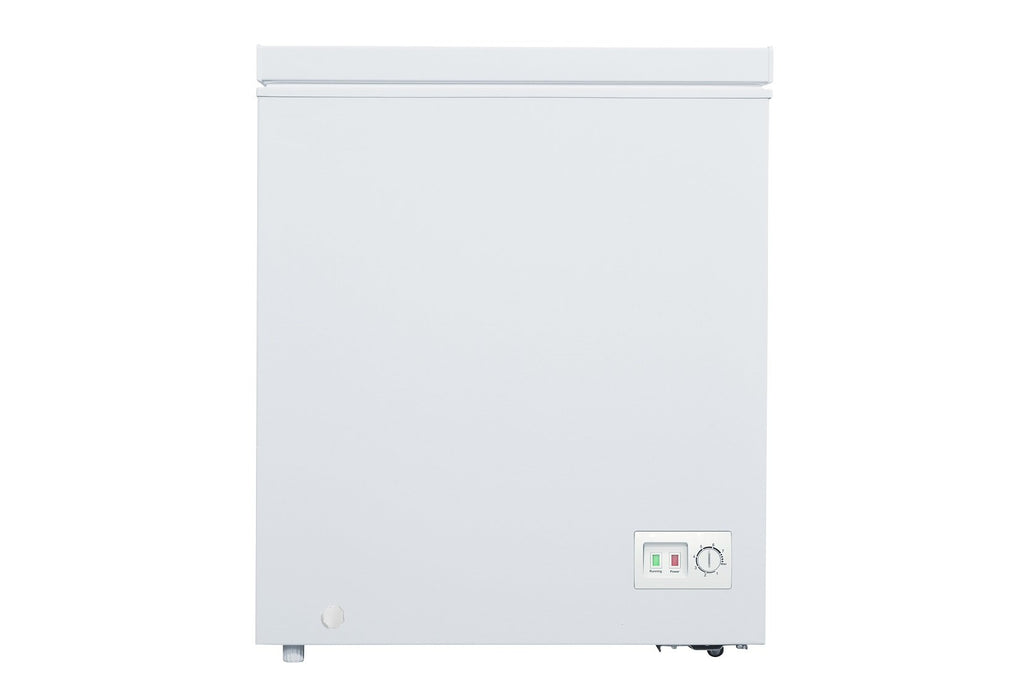 TCL 145L Chest Freezer - White