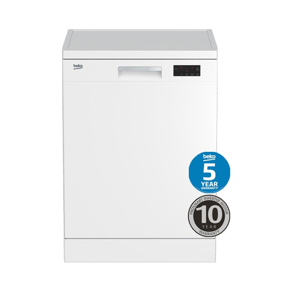 BEKO BDF1410W White Freestanding Dishwasher