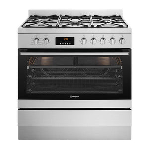 Westinghouse WFE914SC Dual Fuel Freestanding Cooker