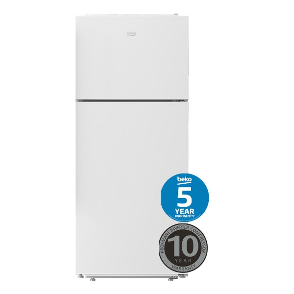 BEKO BTM510W 510L Top Mount Fridge/Freezer