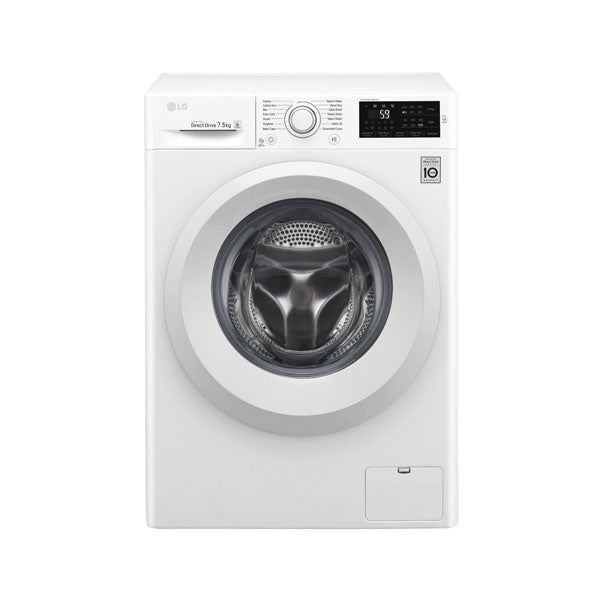LG WD1275TC5W 7.5kg Front Load Washer