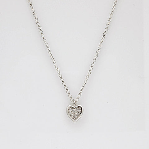 Nomination GIOIE Collection Silver CZ Heart Necklace