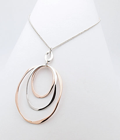 Nomination DESIDERIA Collection Sterling Silver Pendant Necklace