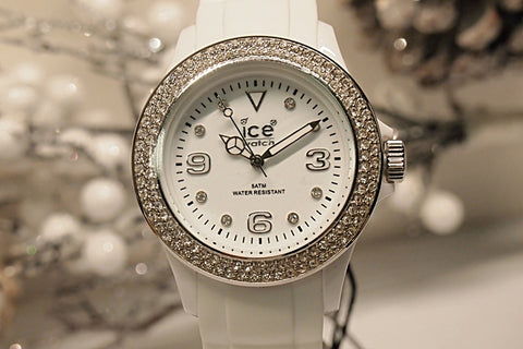 Ice-Watch Ice Sili Stone White Ladies Watch STWSUS09