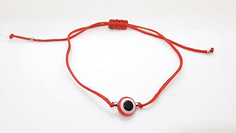 Kabbalah Red String Evil Eye Bracelet