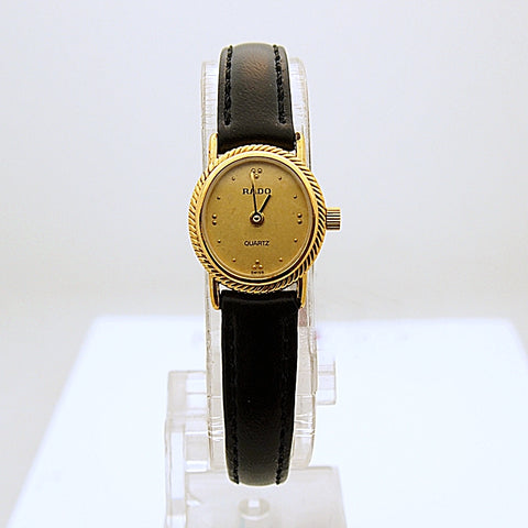 Estate Vintage Rado Quartz Women's Watch