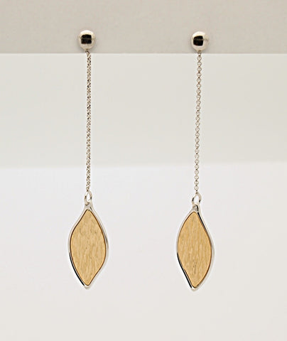 Nomination LINFA Collection Sterling Silver Drop Earrings