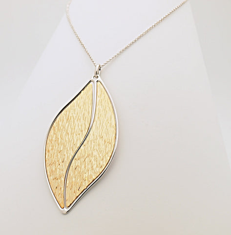 Nomination LINFA Collection Sterling Silver Pendant Necklace