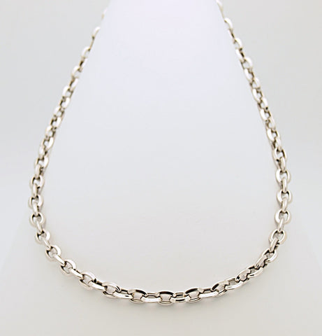 14k Oval Link Chain