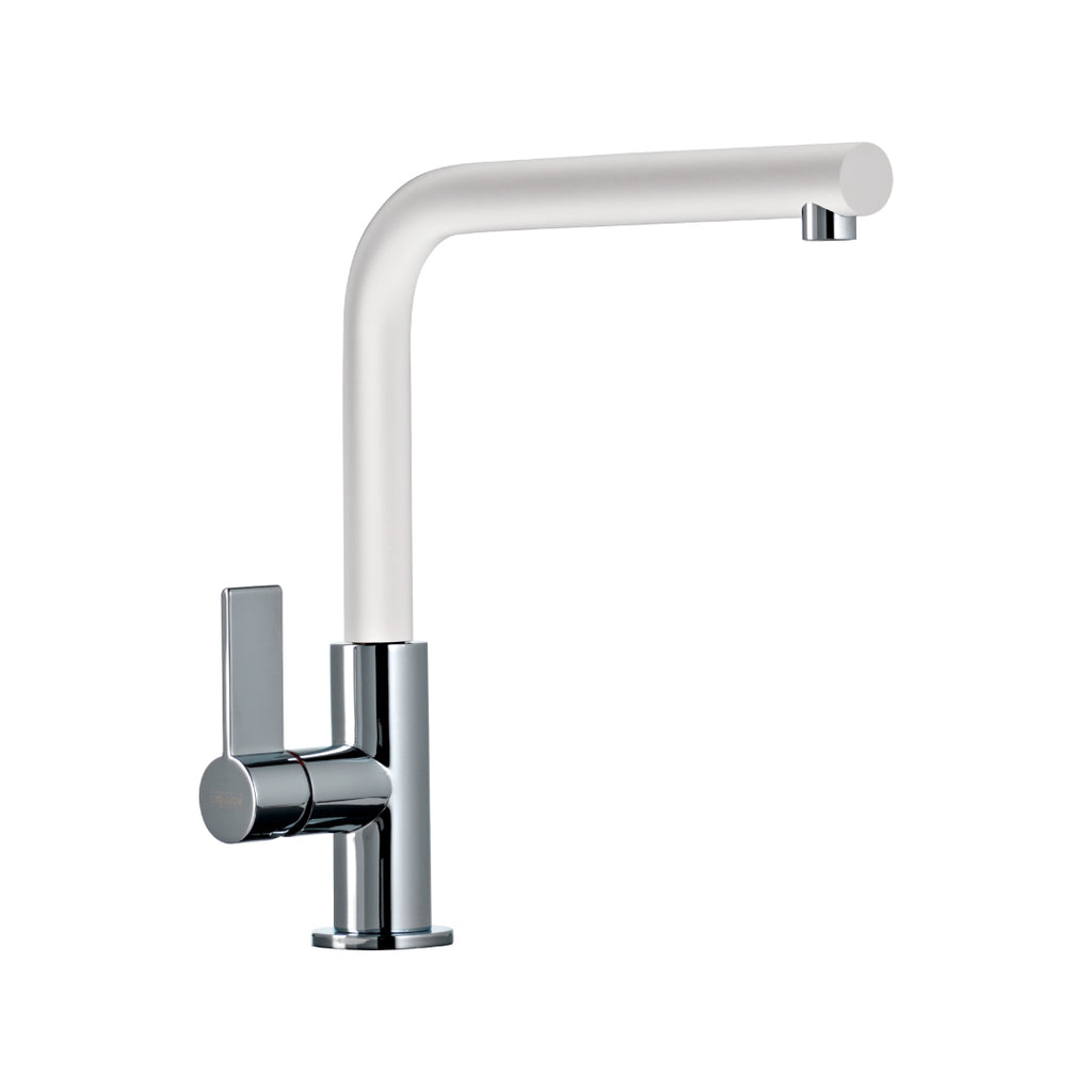 Смеситель Neptune Spout Chrome-White