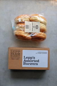 Saturday Pick Up: Lepp's BBQ Butcher Box (Frozen)