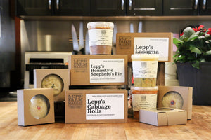 Monday Pick Up: Lepp's Ready to Go Meals (Frozen)