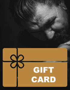 Gift Card for a Tattoo with Josh Hall