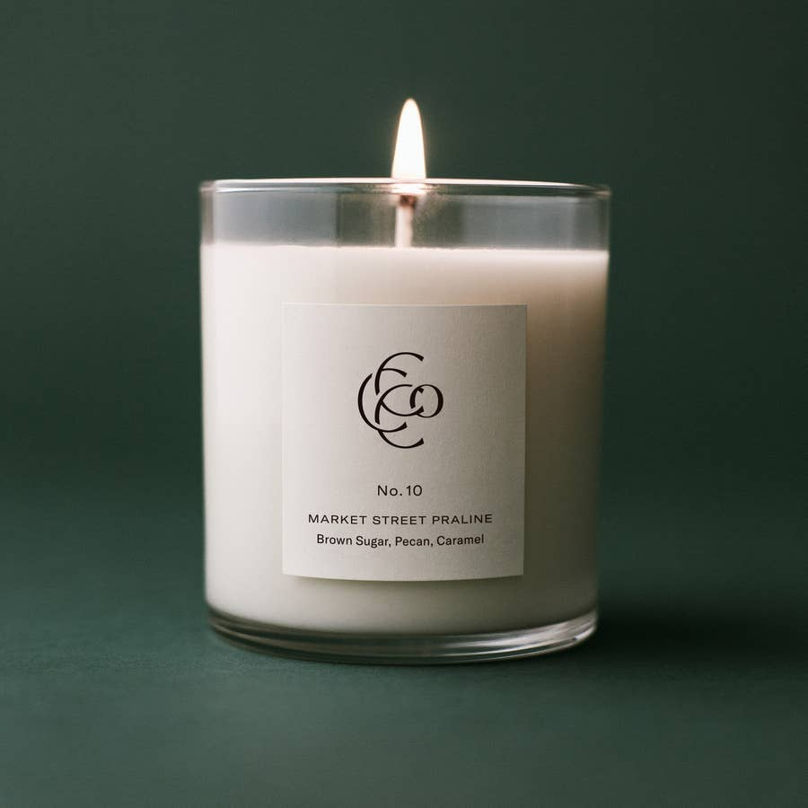 Charleston Candle Co 9 oz Soy Candle