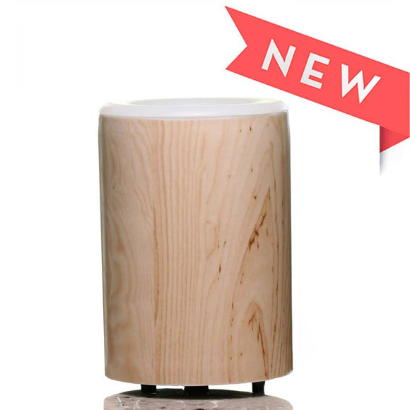 Happy Wax Mod Wax Warmer - Birch Wood