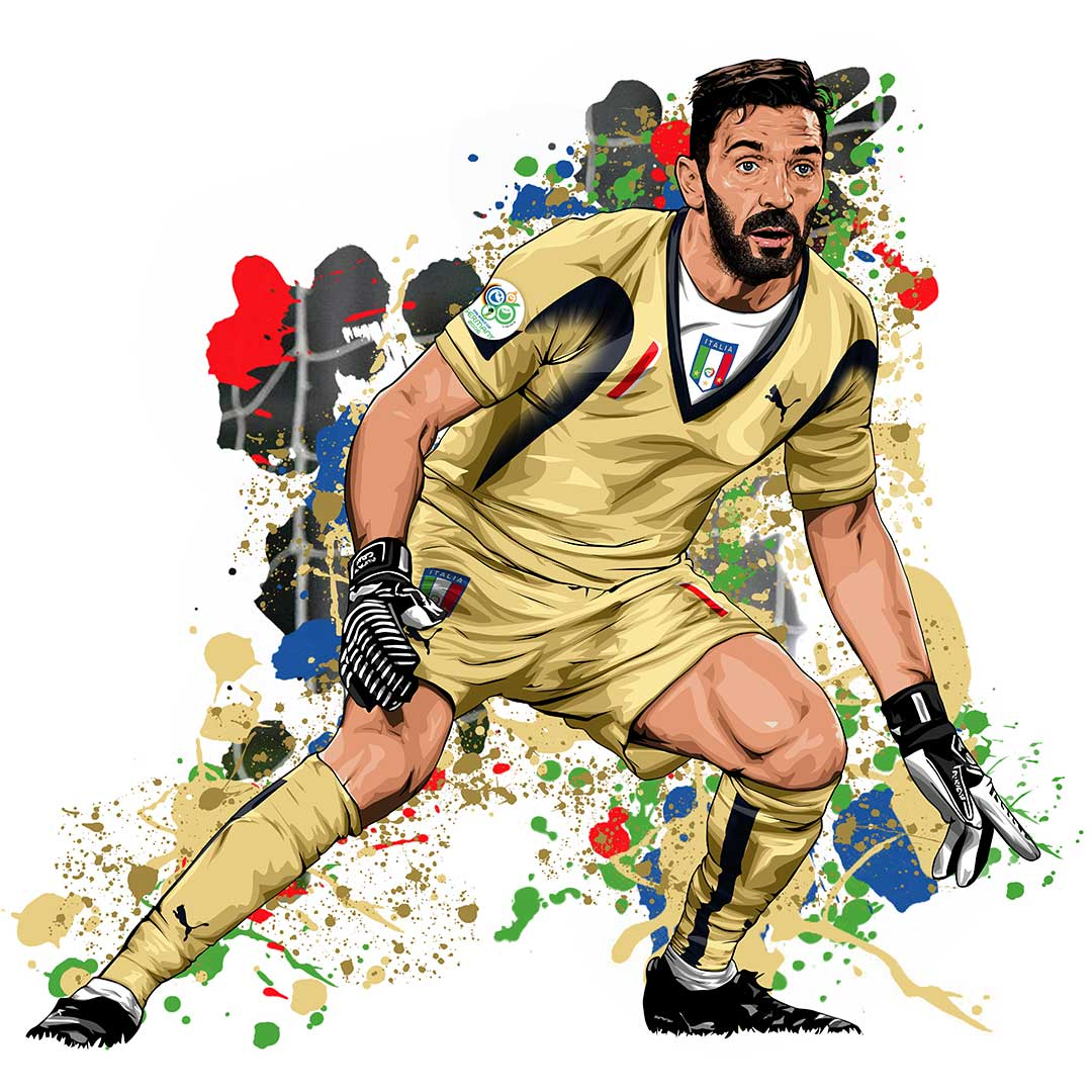 Becoming Gianluigi Buffon