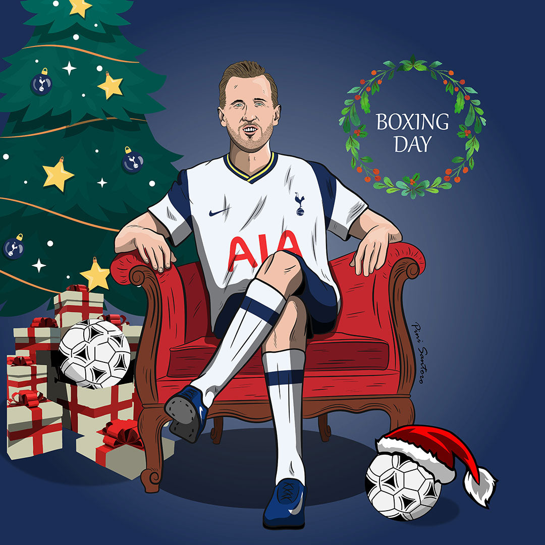 Harry Kane: The King of Boxing Day