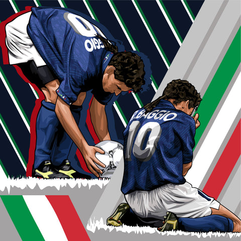 The Rise and Fall of Roberto Baggio
