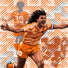 Load image into Gallery viewer, Ruud Gullit Canvas