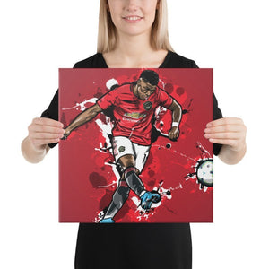 Wonder Kid Canvas