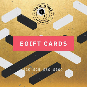The Sideliner eGift Card