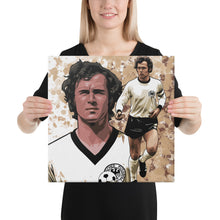 Load image into Gallery viewer, Franz Beckenbauer Canvas