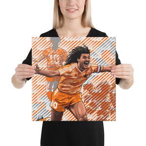 Ruud Gullit Canvas