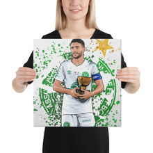 Load image into Gallery viewer, Chapecoense Canvas