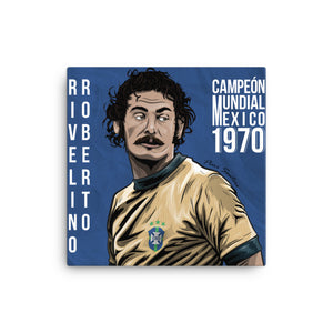 Rivelino Canvas