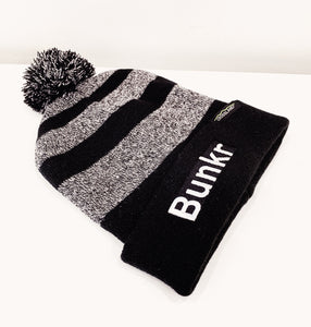 BUNKR Bobble Hat