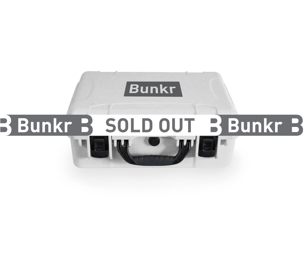 SOLD OUT - PRE-ORDER / Bunkr Footlockr Essentials Kit