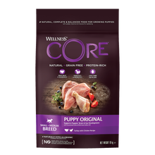 Load image into Gallery viewer, Wellness CORE Puppy Turkey with Chicken