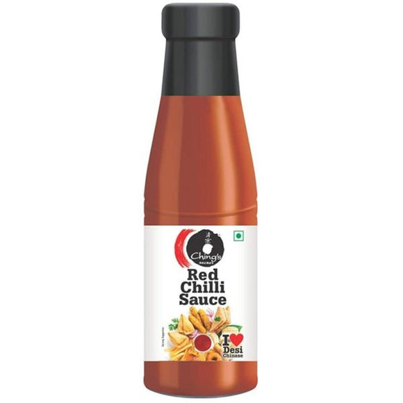 Ching's Red Chilli Sauce 200g